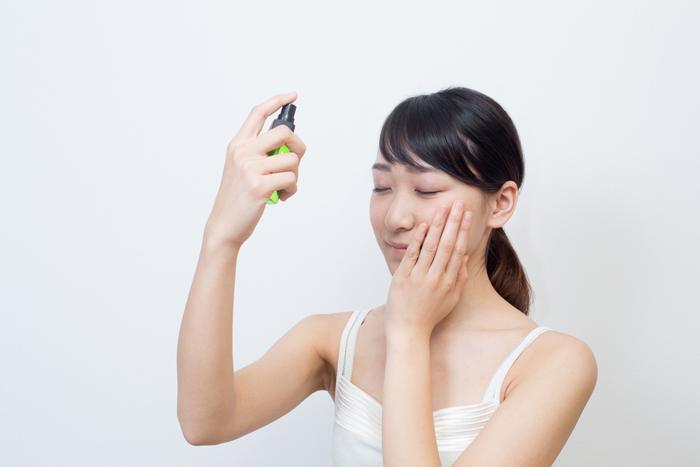 これで合ってる? ミスト化粧水、正しく使ってしっかり保湿
