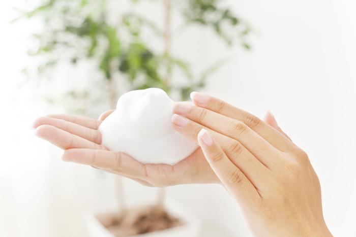 春の敏感肌を防ぐ方法