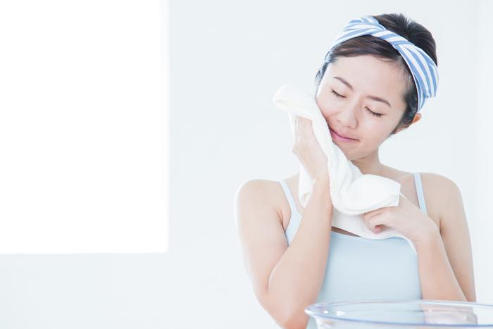 敏感肌は肌の調子に合わせ、朝の洗顔方法を変えましょう