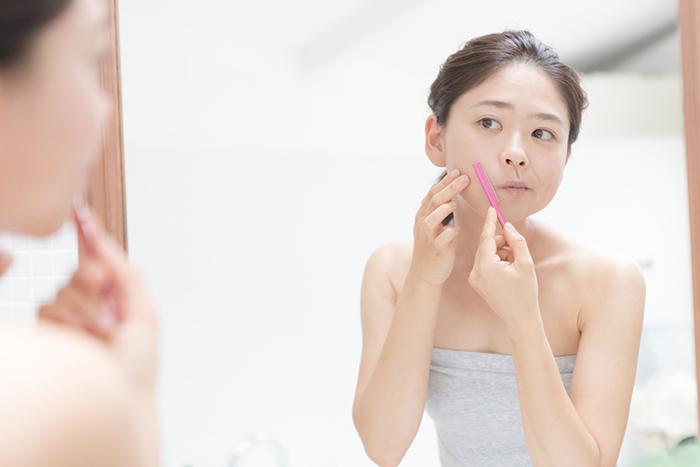 顔の産毛処理には危険がいっぱい……注意すべき8つのポイント
