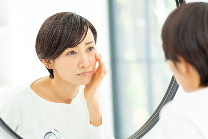 その肌荒れ、花粉症皮膚炎かも? 症状を抑えるケア方法とは