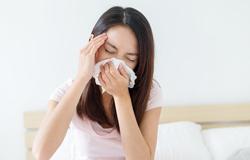 肌荒れを招かない! 風邪を引いた時のスキンケアポイント
